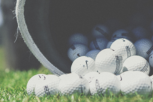 Bolas de golf de practicas compra en España