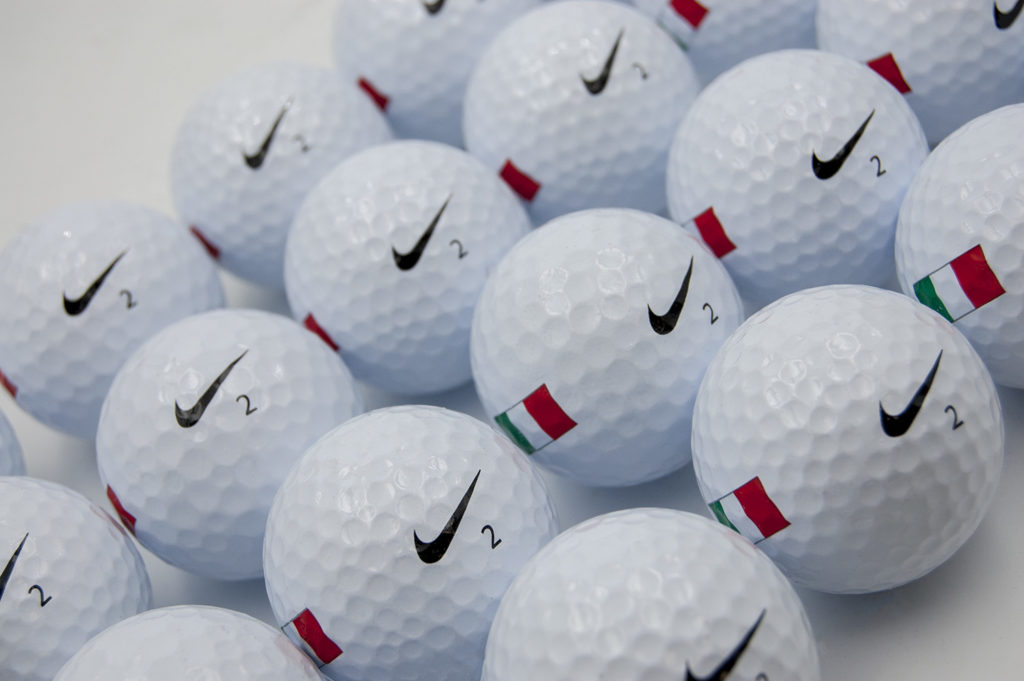 Comprar bpñas de golf con banderas, reacondicionadas