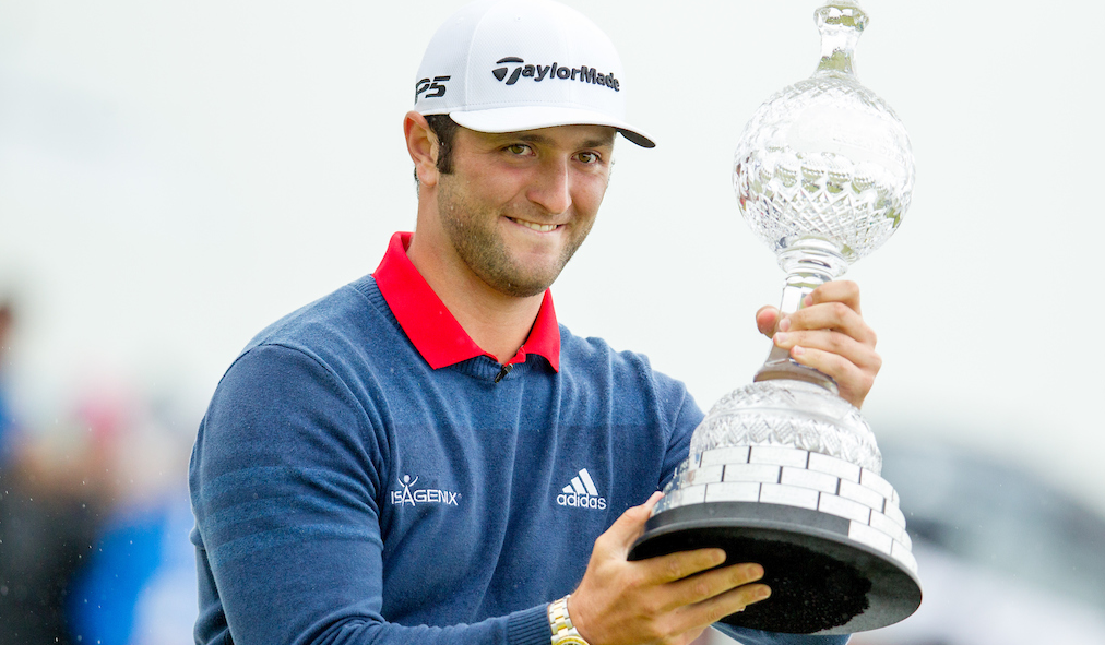 Who is Jon Rahm and why can we not stop hearing his name