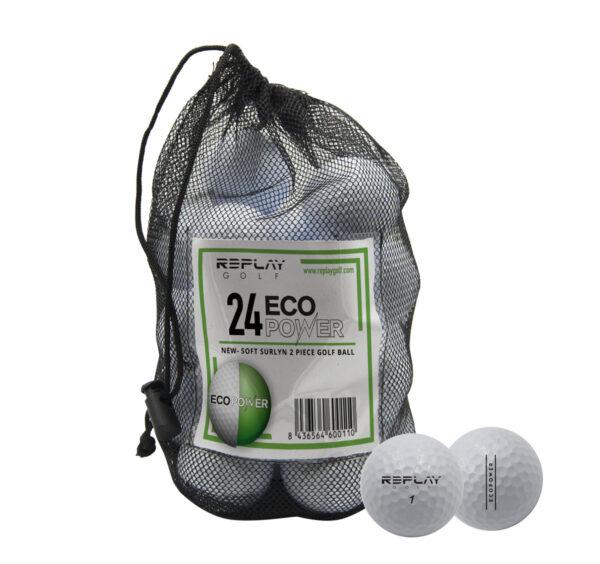 Eco-Power Golf ball