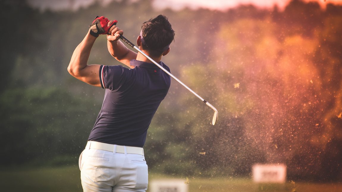 Cómo puede variar el vuelo de una bola de golf dependiendo de su tipología