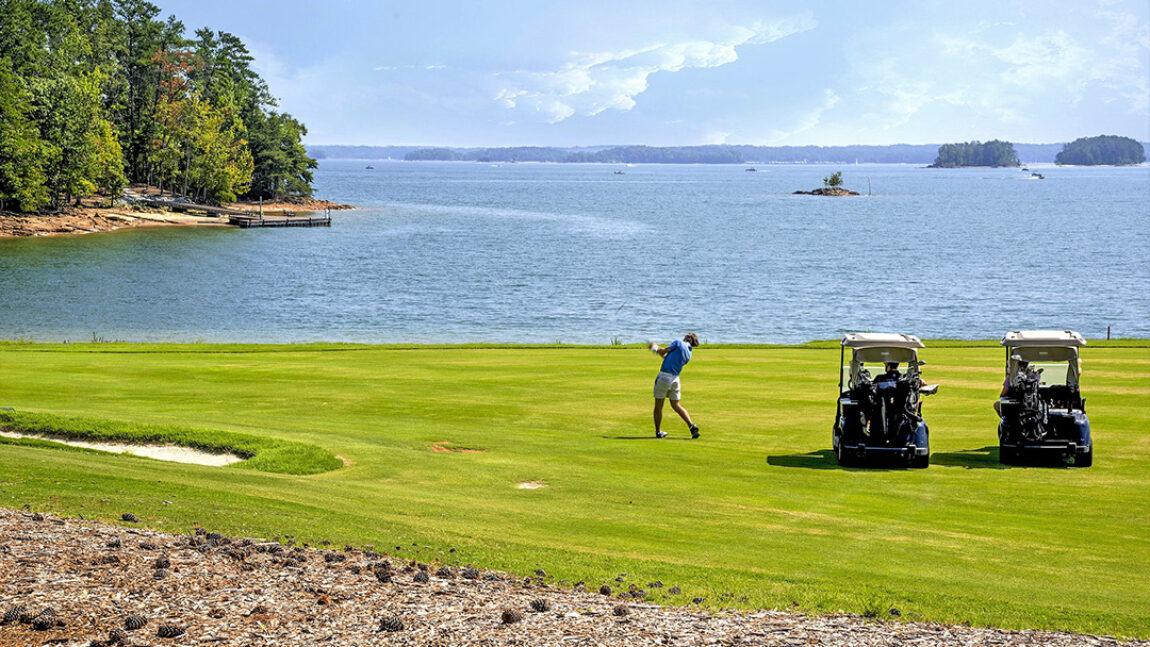 Replay Golf: Golf Balls Recovery
